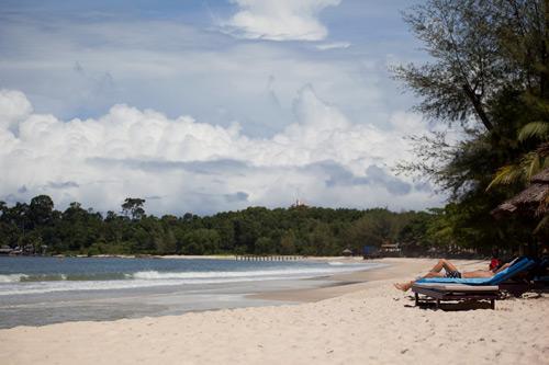 Bãi biển của Campuchia