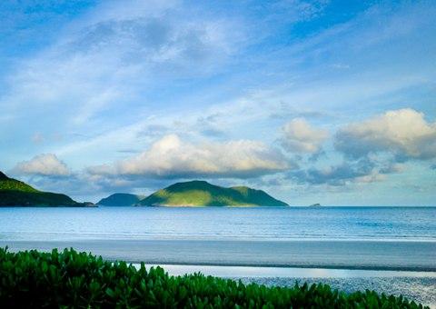 Một góc của Côn Đảo