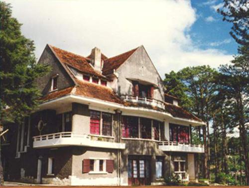 Khách sạn du lịch công đoàn Đà Lạt