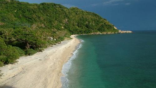 Bờ biển Côn Đảo Vũng Tàu