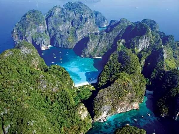Krabi - Thiên đường du lịch mới ở Thái Lan