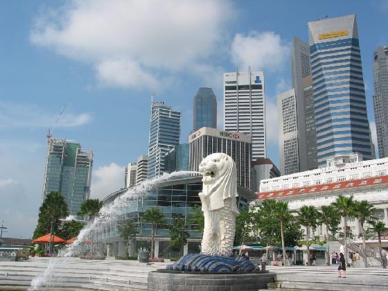 Vẻ đẹp trong lành của đất nước xanh sạch đẹp Singapore