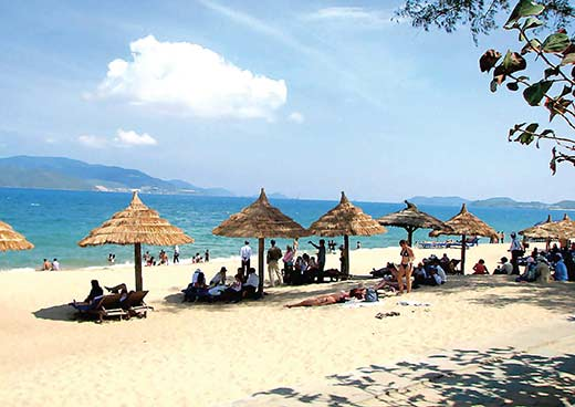 Mỹ Khê - bãi biển quyến rũ nhất Đà Nẵng
