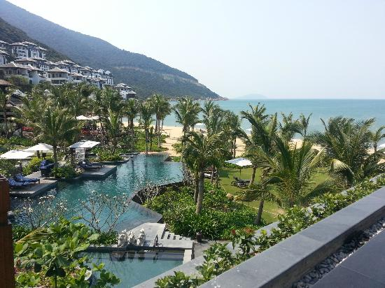 Khu nghỉ dưỡng sang trọng nhất thế giới- InterContinental Danang Sun Peninsula Resort