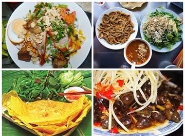 Món ăn ngon và rẻ đa dạng ở Đà Nẵng