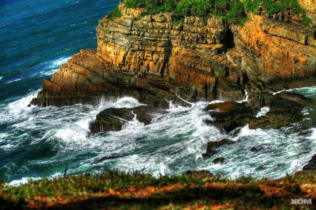 Bãi đá Cầy Mỵ