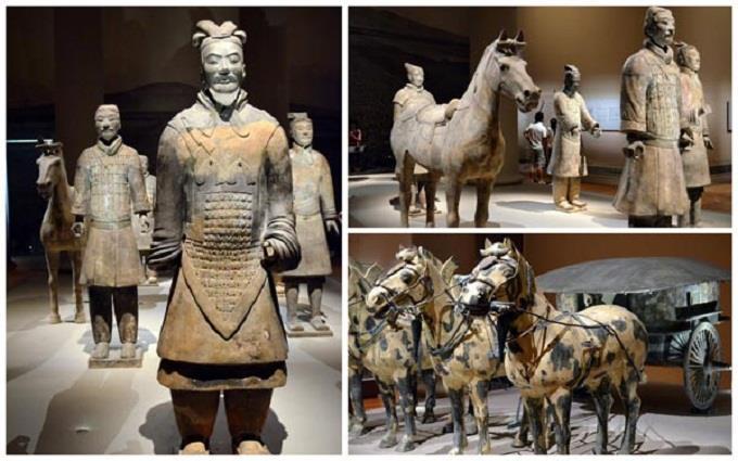 bảo tàng văn minh Châu Á là nơi lưu giữ, trưng bày những cổ vật giá trị