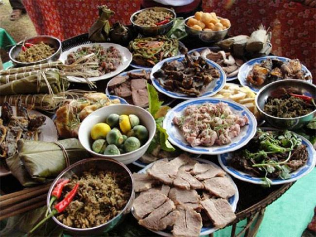 Các món ăn thường ngày của du khách khi đến với Mai Châu - Hòa Bình