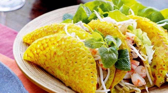 Hình ảnh bánh khoái Quảng Bình