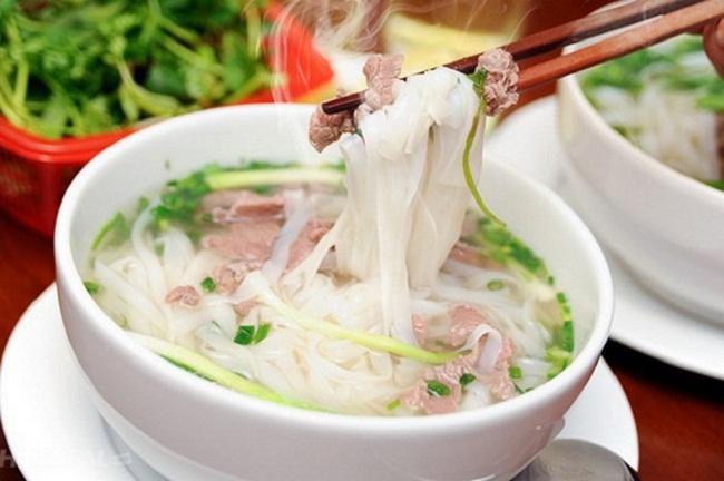 Các món bún, phở truyền thống của Việt Nam