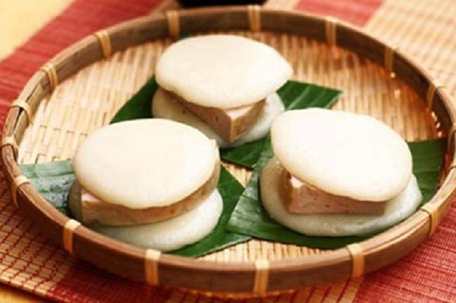 Bánh dày - Đặc trưng đặc sản Việt Nam