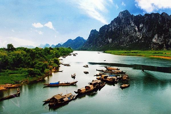 Ngược dòng sông Son về Quảng Bình